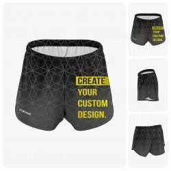 Running Shorts Split - Full Custom Pro