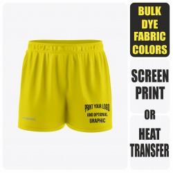 Running Shorts Straight-Fit -Semi Custom +