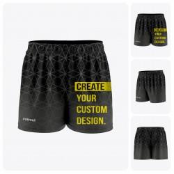 Running Shorts Straight-Fit -Full Custom Pro