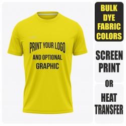 Men's Short Sleeve  T-Shirt - Semi Custom +