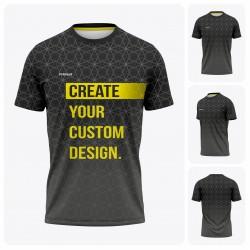 Men's Short Sleeve  T-Shirt - Full Custom Pro