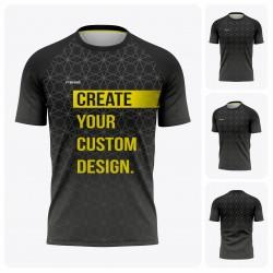 Men's Reglan Short Sleeve  T-Shirt - Full Custom Pro
